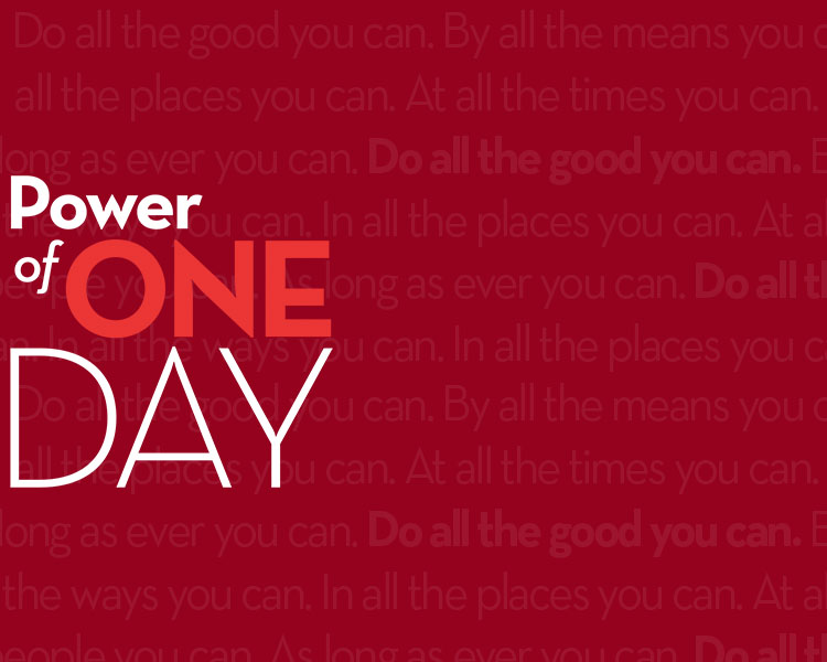 Power of One Day