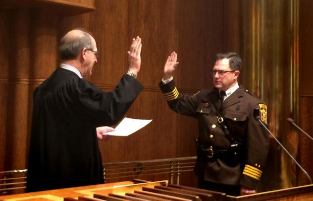 Jack Serier '90 Appointed Ramsey County Sheriff